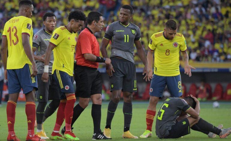 Cuando todos amaron el VAR: revelan audios de los árbitros en el supuesto penal de Ecuador